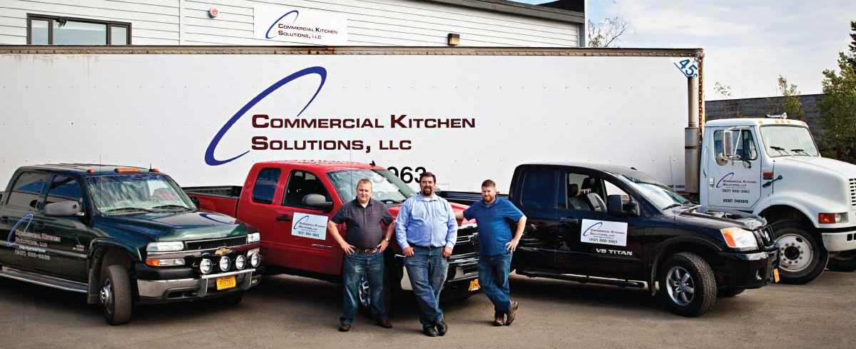 commercial kitchen solutions about